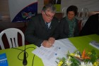Cerimônia de Lançamento da Rede Leite em Ijuí