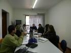 Reunião do Grupo Social Julho 2012 Foto Jaqueline Peripolli