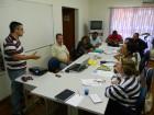 Pesquisador Gustavo Martins, da Embrapa, explica Rede Leite
