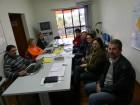Reunião no Escritório Regional da Emater/RS-Ascar em Ijuí maio de 2013