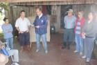 Empresa LBR Lácteos – Brasil, unidade de Crissiumal, entrega Certificado de qualidade