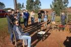 Encontro reuniu participantes de sete municípios