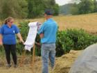 Técnica em agropecuária da Emater/RS-Ascar, Nerci Claas.