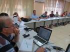 Reunião Ordinária no campus da Unicruz.