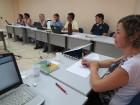 Reunião realizada no campus da Unicruz.
