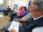 Diálogo no Workshop da Rede Leite.