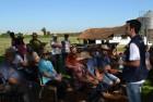 Dia de Campo realizado no Irder reuniu 300 produtores.