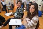 Rosane Felix (Unicruz) e Monique Chaves (Emater/RS-Ascar)
