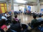 Encontro promovido pela Rede Leite e Unidade de Cooperativismo de Ijuí.